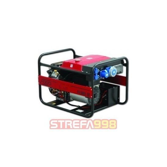 Agregat prądotwórczy FOGO FV11001ER 10,4kW AVR