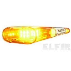 Lampa LED 2LCW EP (ekstra płaska, ECO) -  Oświetlenie ostrzegawcze