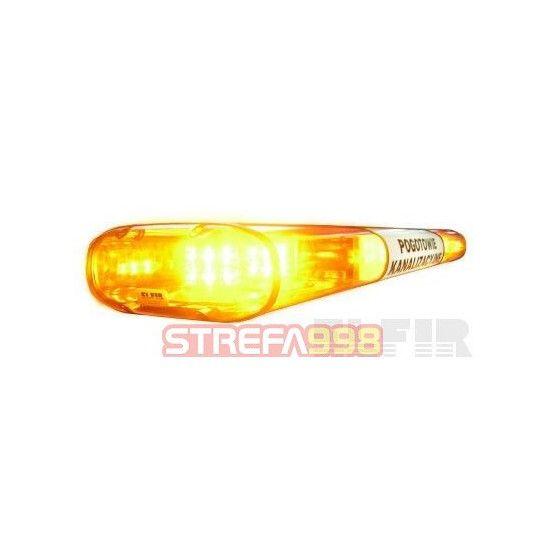 Lampa LED 2LCW EP (ekstra płaska, ECO)