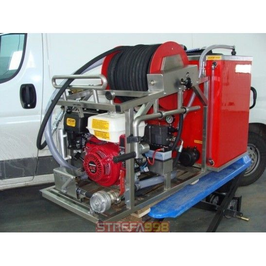 Wysokociśnieniowy agregat gaśniczy AWP 65/40-220
