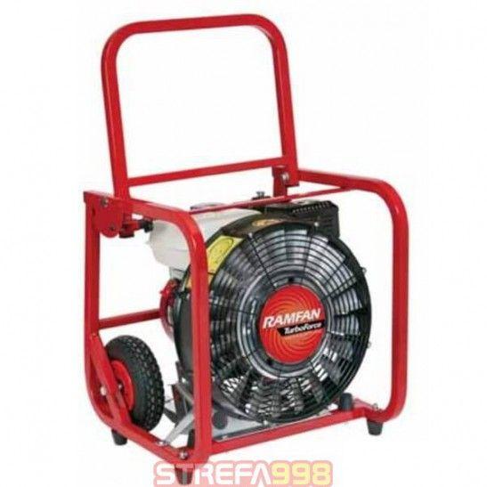 Turbowentylator oddymiający GF165 /olej - Turbowentylatory