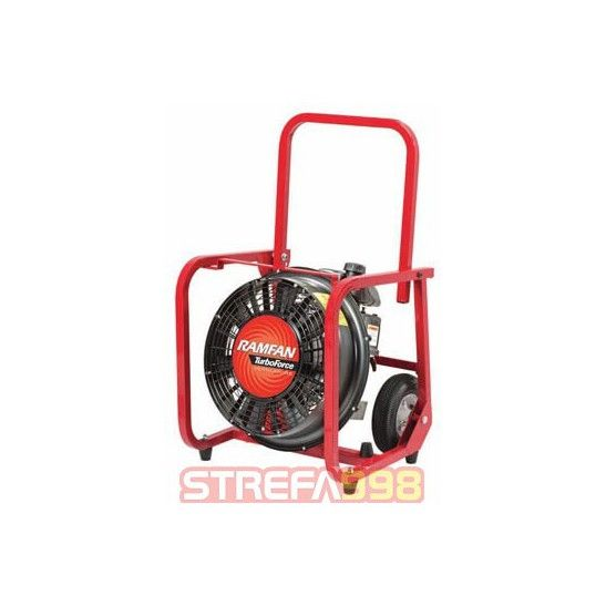 Turbowentylator oddymiający GX200