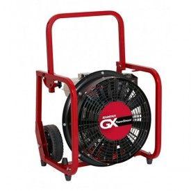 Turbowentylator oddymiający GX350 -  Turbowentylatory