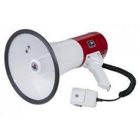 Megafon DH-09 przenośny typu horn 25W -  Megafon (tuba głośnomówiąca)