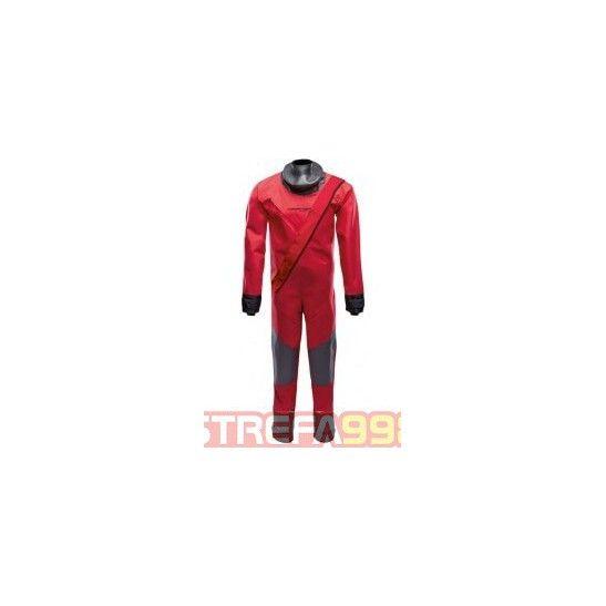 Suchy skafander ratowniczy (CLASSIC STRAŻ) -  Ubrania do pracy w wodzie