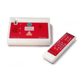 Defibrylator zautomatyzowany AED szkoleniowy - Sprzęt szkoleniowy dla KM/KP PSP
