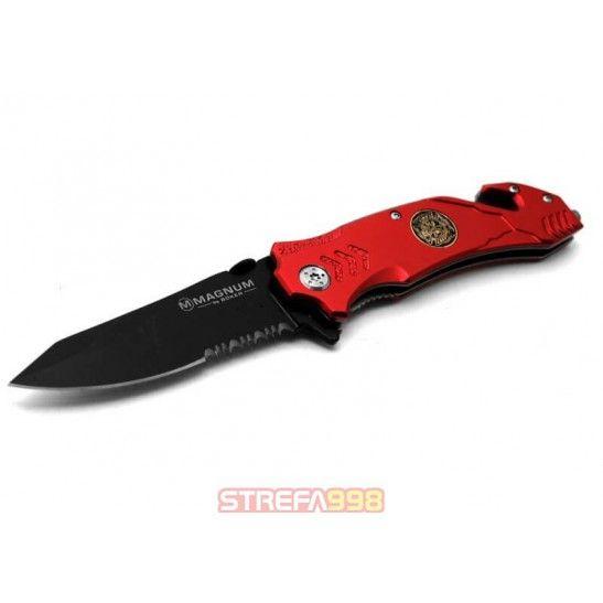 Nóż Magnum Fire Fighter 01LL470