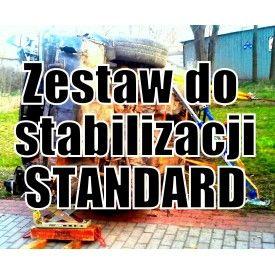 Zestaw do stabilizacji STANDARD - Podpory ratownicze