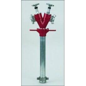 DN80 2x75 (B/BB) - Stojaki hydrantowe