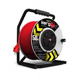 Przedłużacz bębnowy 3G2.5 30m - guma