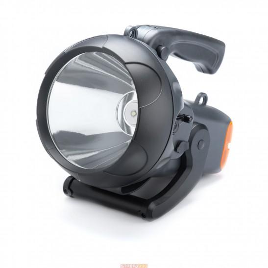 Szperacz ładowalny 10W CREE LED