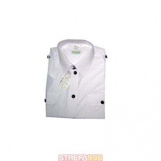 Koszula damska OSP krótki rękaw - Koszule OSP