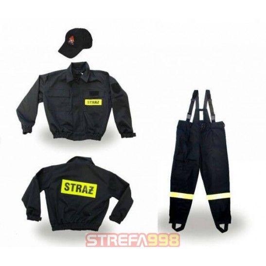 Ubranie koszarowe (bluza + spodnie+czapka) tkanina KERMEL 50% Wiskoza 50 %