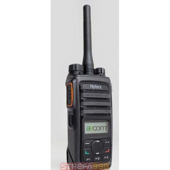 HYTERA PD565 PROFESSIONAL - radiotelefon cyfrowy DMR