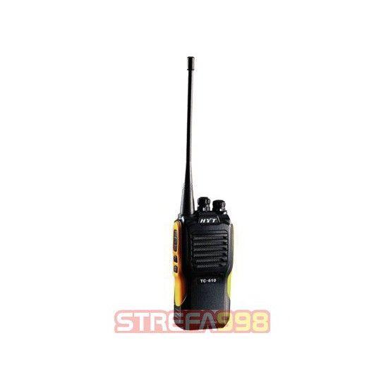 HYT TC-610 P radiotelefon profesjonalny