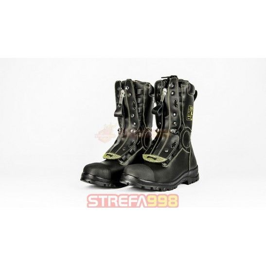 Buty strażackie PRO-LINE Plus z membraną -  Buty strażackie