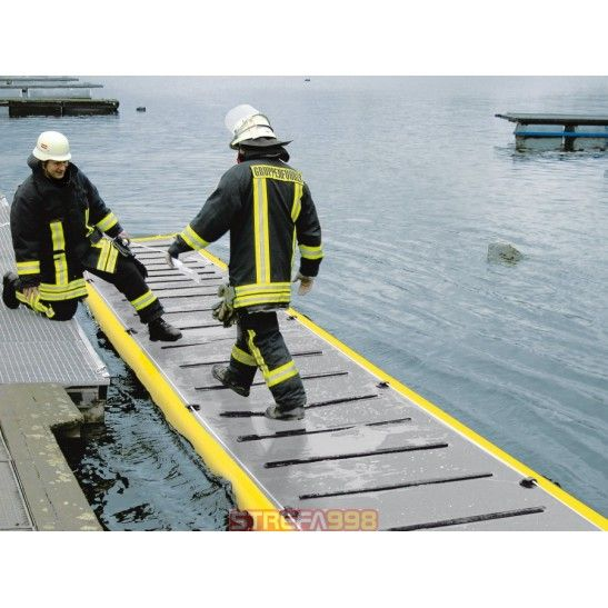 Trap ratowniczy -  Sprzęt do działań na lodzie