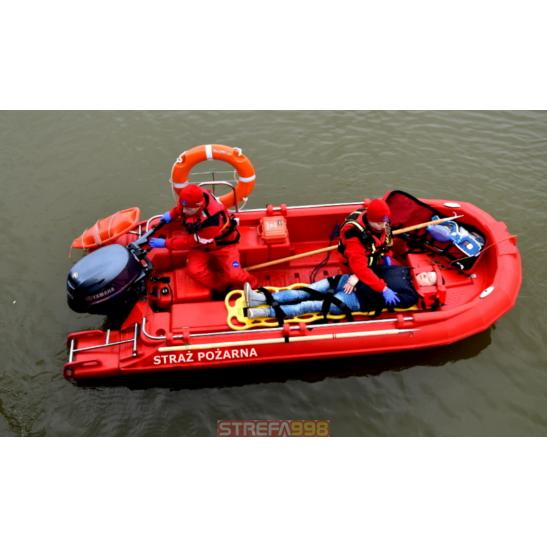 Łódź ratownicza 400R