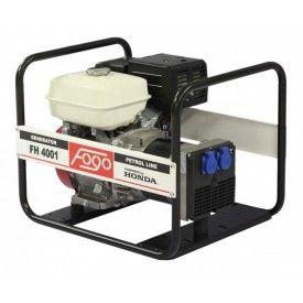 Agregat prądotwórczy FOGO FH4001R 3,8kW