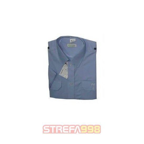 Koszula PSP służbowa krótki rękaw pod krawat