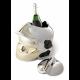 Hełm Gallet F1 - pojemnik na lód, szampan itp