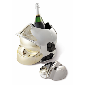 Hełm Gallet F1 - pojemnik na lód, szampan itp -  Pozostałe
