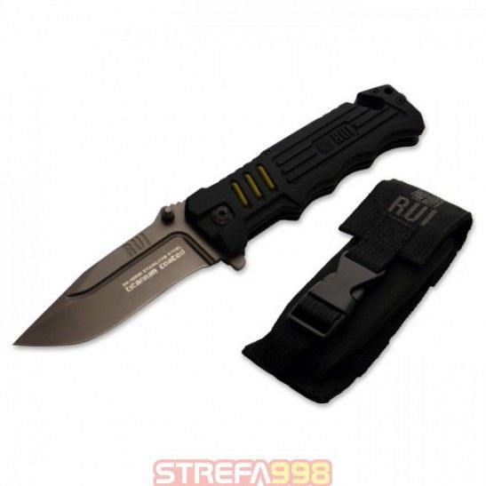 Nóż ratowniczy RUI z pochewką