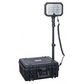Mactronic Floodlight Midi 18000 lm / 41,6 Ah. Przenośny system oświetleniowy o dużej mocy