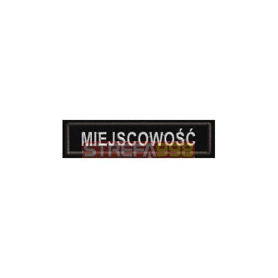 Miejscownik -  Dodatki OSP