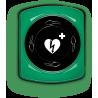 Szafka na AED Rotaid Swift wewnętrzna
