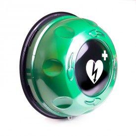 Szafka na AED Rotaid Solid Plus Alarm z ogrzewaniem -  Szafki do AED
