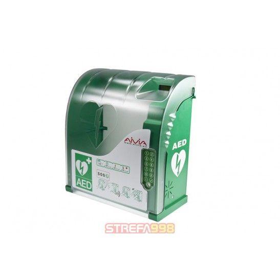 Szafka na AED AIVIA 230 (Wewnętrzna/Zewnętrzna) - Szafki do AED