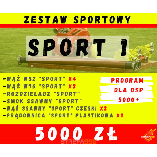 Zestaw SPORT 1