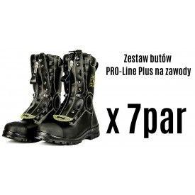 Zestaw butów Pro-Line PLUS na zawody - Program 5000+ czyli 5000zł dla OSP