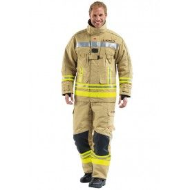 Ubranie Rosenbauer FIRE MAX 3 piaskowy PBI Matrix - Ubrania specjalne