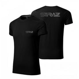 TERMOAKTYWNA KOSZULKA STRAŻACKA T-Shirt SREBRNY NADRUK