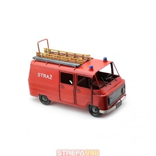 Replika samochodu strażackiego ŻUK GLM-8 -  Repliki wozów