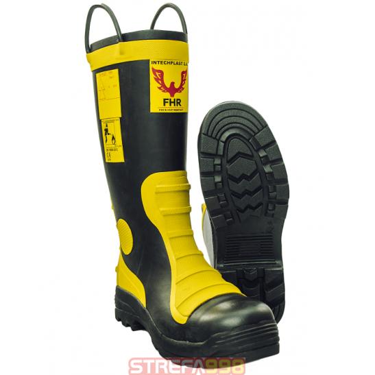 Buty Gumowe FHR 003 BRANDBULL -  Buty strażackie