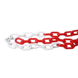 Łańcuch plastikowy -  Zapory drogowe