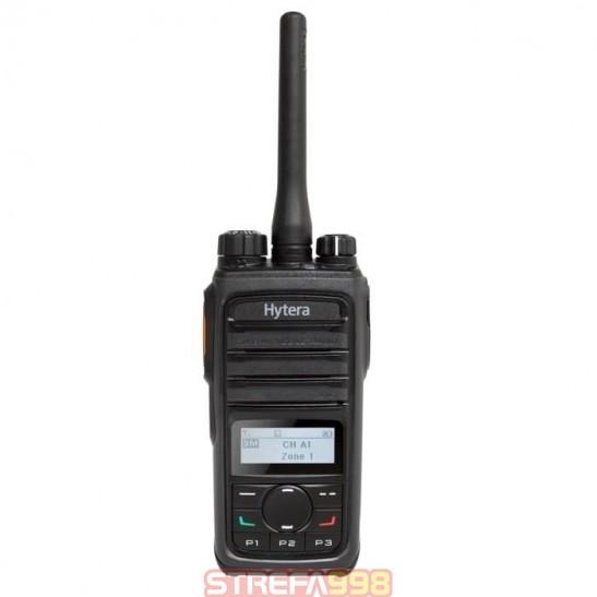 Radiotelefon HYTERA PD565 PROFESSIONAL cyfrowy DMR -  Nasobne Hytera