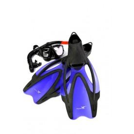 ABC nurkowe (maska, fajka, płetwy) - Zestawy ratownictwa wodnego KSRG