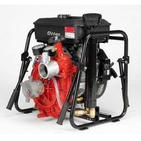 Motopompa pożarnicza OTTER - z rozrusznikiem el. -  Woda czysta i brudna