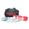 Zestaw szekli i pęt linowych Dragon Winch - 4t -  Zestaw szekli i pęt linowych do wyciągarki