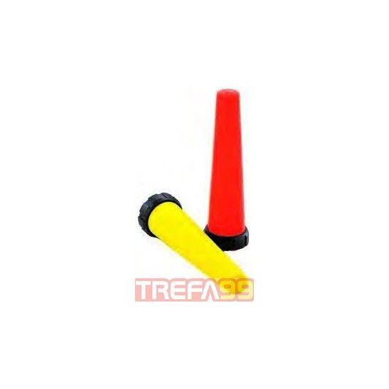 Nakładka żółta/czerwona do latarek PROPOLYMER - Akcesoria do latarek