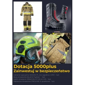 Zestaw ochrony osobistej XENON PL - 5000plus