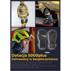 Zestaw ochrony osobistej FHR MAX - 5000plus