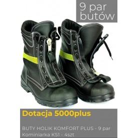 Zestaw butów Komfort PLUS - 5000plus