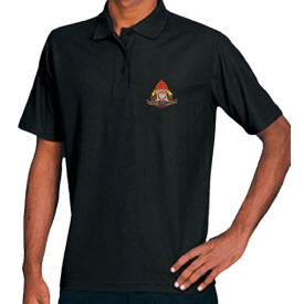 Koszulka strażacka OSP/PSP (polo długi rękaw) -  Odzież